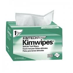 Toallas secas para limpieza de fibra óptica, libres de pelusa y antiestáticas.
