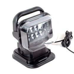 Reflector LED de base magnético de 50W.