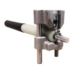 Herramienta que realiza la punta de lápiz o chaflán en el aislamiento de los cables XLP / XLPE.