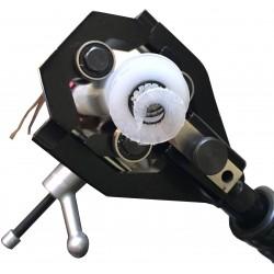 Herramienta peladora de rodillos para remover cubiertas, chaquetas y aislamiento de cables XLP