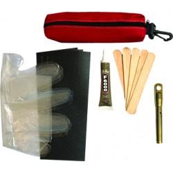 """Kit de reparación para guías de fibra de vidrio de diámetro de 1/4""""."""